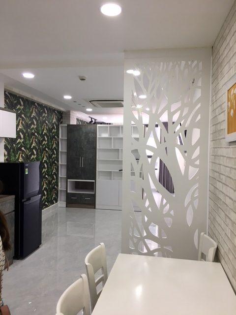 5区の事務所兼住居物件へご入居(ホーチミン不動産屋)