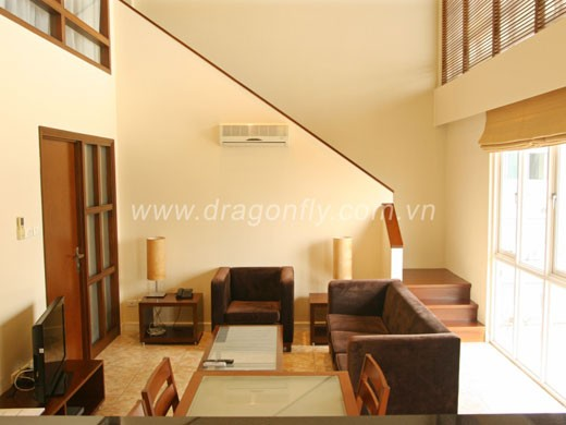 HBT Court Serviced Apartment