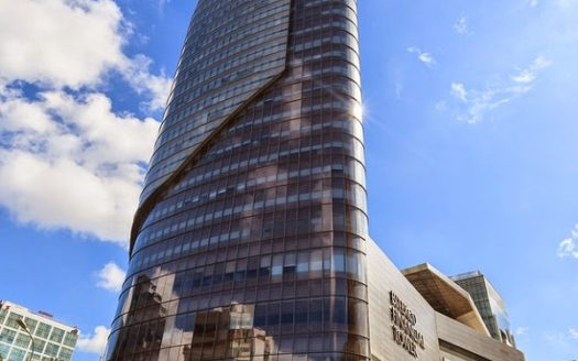 Bitexco financial towerオフィスビル