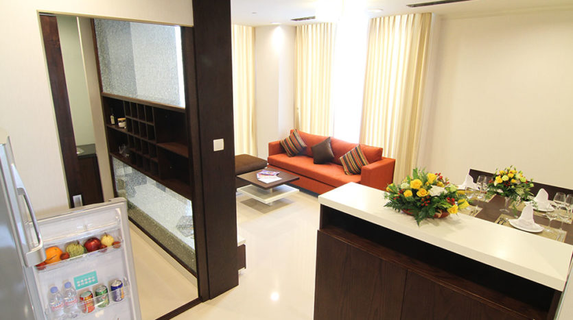 Mayfair Suitesサービスアパート