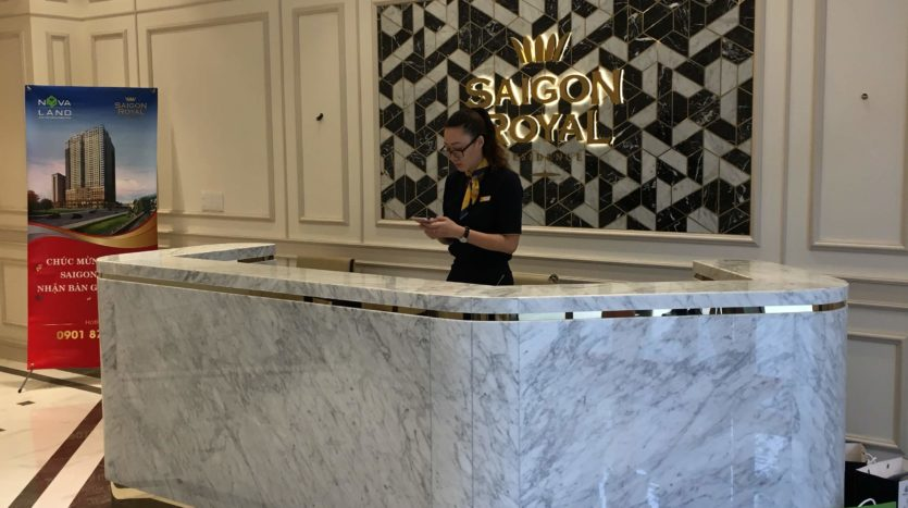 ホーチミン不動産売買 Saigon Royal