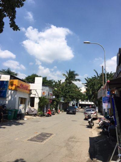 2区のThao Dienにて8物件店舗物件をご紹介(ホーチミンの不動産屋)