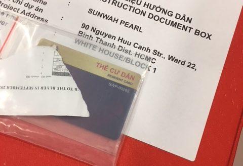 ホーチミン不動産売買サンワパール(物件引き受け)